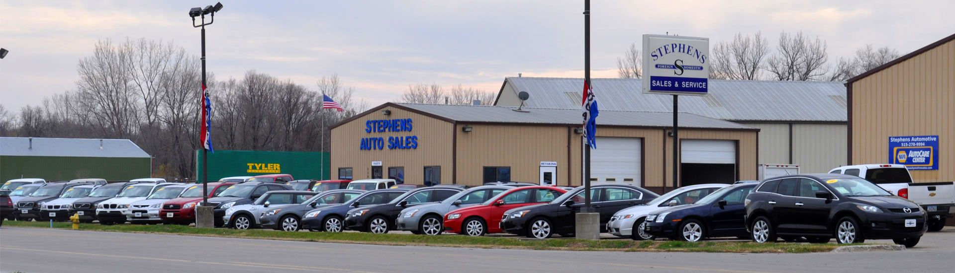 Used Car Dealerships In Des Moines >> Used Cars Des Moines Iowa Stephens Automotive Sales