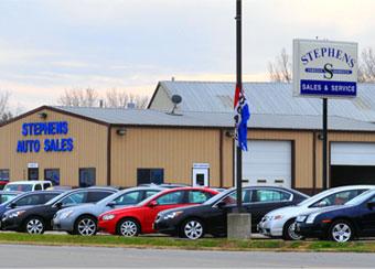 Used Cars | Des Moines, Iowa | Stephens Automotive Sales