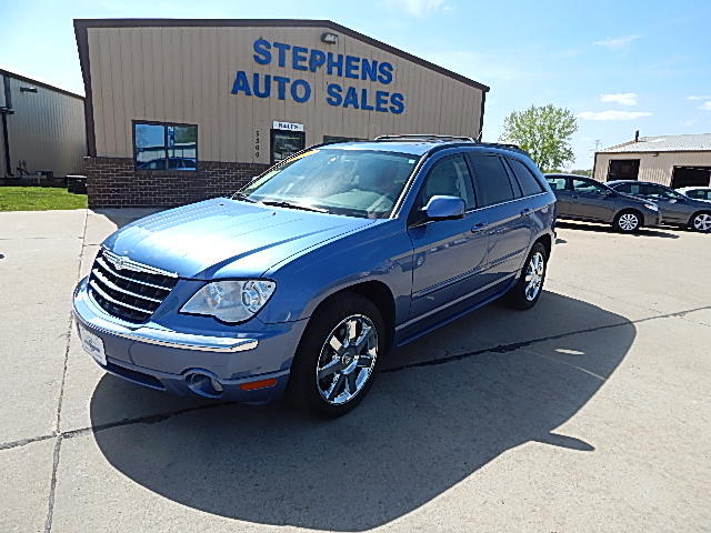 2007 chrysler pacifica limited awd for sale cargurus. Black Bedroom Furniture Sets. Home Design Ideas
